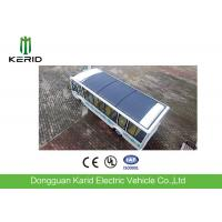 Buy cheap 14 Seats Driverless Public Transport Bus With Monocrystalline PV Panel from wholesalers