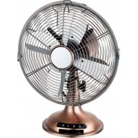 Copper 9 Inch Antique Electric Fans Saa Metal With 30w 2