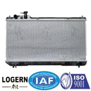 Quality Vehicle Engine Coolant Radiator , 98-00 Toyota Rav4 Radiator Replacement for sale