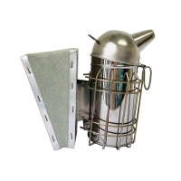 Quality Durable Stainless Steel Round Head Bee Smoker S Size of Bee Hive Smoker for sale