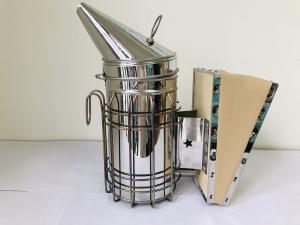 Quality Stainless Steel Star American Style Bee Smoker M-XL Size for sale