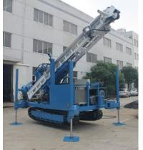 Buy cheap Multifunctional Full Hydraulic Rig Anchor Drilling Machine 7m Feeding Stroke from wholesalers