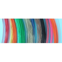 Quality 1100Nmm2 1.0mm Plastic Binding Wire Carbon Steel Core Paperclip for sale