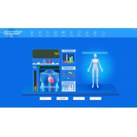 Buy cheap Body Composition Quantum Magnetic Resonance Health Analyzer Small from wholesalers