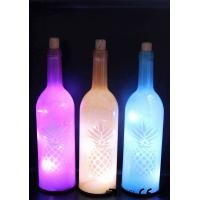 Quality Decorative Wine Bottle Led Lights For Home / Party / Events WB-030 for sale