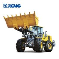 Quality XCMG Official ZL50G Compact Wheel Loader Front End 5 Ton High Torque for sale