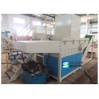 Quality Single Shaft Plastic Recycling Pellet Machine Waste Plastic Recycling Pelletizing Machine for sale