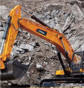 Quality Heavy Duty Hydraulic Crawler Excavator For Mining Stone 2.5cbm 335hp FR480 for sale
