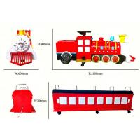 Quality Amusement Mini Trackless Tourist Train Rides For Indoor Children'S Play for sale