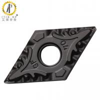 Buy cheap Hard Metal Carbide Cutting Tools DNMG1504 Turning Inserts With CVD Coating from wholesalers