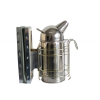 Quality Stainless steel European Style Bee Smoker with S-L Size for sale