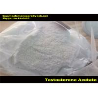 Quality Testosterone Acetate Powder / Test Acetate Cas 1045-69-8 For Pharmaceutical Material for sale