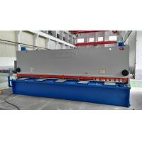 Quality Electric Hydraulic Guillotine Shear Cutting Raw Material With Numeric - Control System for sale