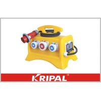 China IP65 Portable Industrial Electricity Distribution Box with Socket Outlets on sale