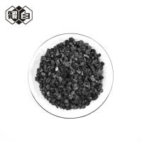 Quality Catalyst Carrier Catalytic Activated Carbon Black 8X16 Granule Coal 8 Mesh 5% Max for sale