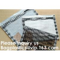 Buy cheap Office & School Stationery Supply Slider Zip Wallets Document File Bags,Clear from wholesalers