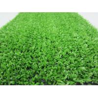 Quality Green 2200Dtex Artificial Synthetic Grass , Door Mats Outdoor Fake Grass Carpet for sale