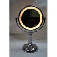 Buy cheap Double-sided Lighted Cosmetic Mirror/Makeup Mirror from wholesalers