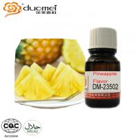 Buy cheap Pineapple Pulp Confectionery Flavours Candy Flavors from wholesalers