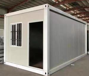 Quality Low Shipping Cost Quick Installation Container House 14units in one Container Shipment with Fast Delivery for sale