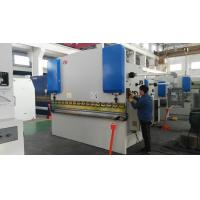 Quality Delem DA52 High Accuracy Sheet Metal Press Brake Machine Bend 305 Stainless Steel for sale