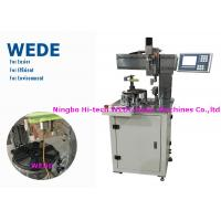 Buy cheap floor style convenient operation IH coil winding machine for Sparse coil on the from wholesalers