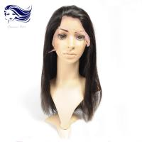 Quality Long Malaysian Ombre Remy Full Lace Wigs Human Hair Synthetic for sale