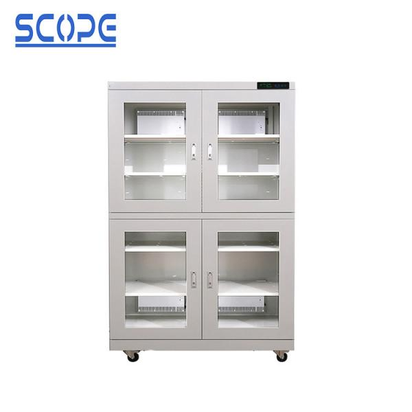 Buy 1230L Automatic Electronic Dry Cabinet Humidity Control 110V / 220V OEM at wholesale prices