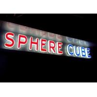 Buy cheap 3D LED Lighted Channel Letter Signs , Acryic Channel Letters For Store Front LOGO from wholesalers