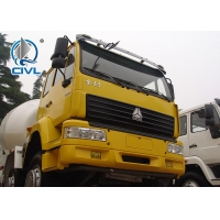 Quality SINOTRUK HOWO 6x4 Concrete Mixer Truck SWZ  8 M3 336HP  WITH ITALY PTO  Euro II  WITH ITAL LHD RHD for sale