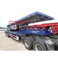 Quality CIVL China 3 Axles 40 Feet Container Carrying Semi Trailer Trucks With JOST Landing Leg for sale