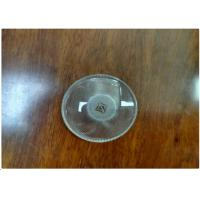 Quality High Performance Molded Plastic Optics Auto Lamp Lid PMMA PC Material for sale