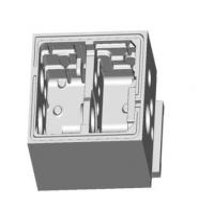 Quality Customized Design Car Bumper Mold , Aluminium Mold Making Rugged Design for sale