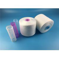 Buy Wrinkle resistance Sewing Material Spun Polyester 40/2 40s/2 100% Polyester Yarn at wholesale prices