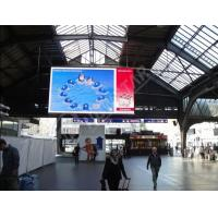Quality Full Color P4 SMD Front Service LED Display , Indoor Front Opening LED Screen for sale