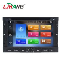 Quality Android 8.0 System Car Peugeot DVD Player 3008 With RDS MP3 Digital Radio for sale