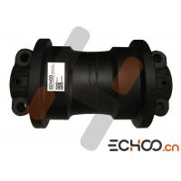 Quality OEM Size PC100 Bottom Rollers Excavator , Komatsu Excavator Track Rollers High Strength for sale