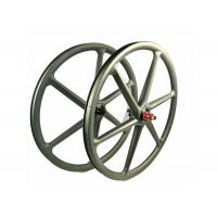 Buy cheap Ruote Mtb 26 Cuadro Carbono MTB Clincher Mtb Wheelset 27.5 Carbon 6 Spoke Wheel from wholesalers