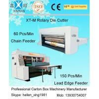Buy cheap Die Cutting Automatic Carton Machine from wholesalers