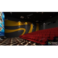 Quality IMAX 3D Sound Vibration Theater With 2K Projector  For Commercial Use for sale