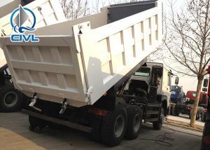 Quality Sinotruk Howo  Heavy Duty Dump Truck engine 336HP/247KW EURO II 6x4 Tipper Truck 10tires 10 speeds for sale