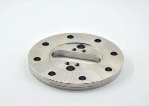 Quality Vacuum Cf63 Customization Asme 16.36 Orifice Plate Flange Bored Flange Components for sale