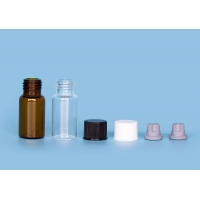 Quality Compound Chemical  2 Ounce 60ml Glass Sample Vials for sale