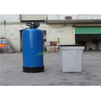 China Water Softener System For Water Treatment Automatic Water Softener Frp Tank Water on sale