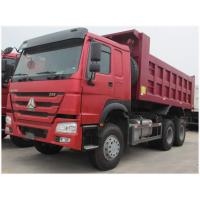 Quality China HOWO 6x4 Driving Type 16m3 10 Wheel Dump Truck, Tipper Truck for sale