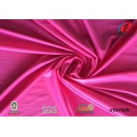 Quality Fengcai fabrics textiles Upf 50 polyester spandex fabric for sportswear for sale