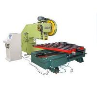 Quality Automatic Hole CNC Punching Machine Deep Throwt Welded Structure for sale