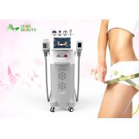 Quality Multifunction cryolipolysis ultrasonic liposuction cavitation slimming machine for sale
