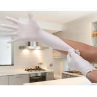China Dental Offices Disposable Latex Examination Gloves Small Excellent Dexterity on sale
