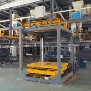 Quality 600 Bags/Hour 50kg/Bag Automatic Palletizer Machine for sale
